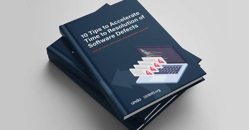 10 Tips to Accelerate MTTR of Software Defects Book