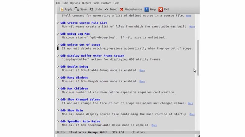 Setting up UndoDB within Emacs